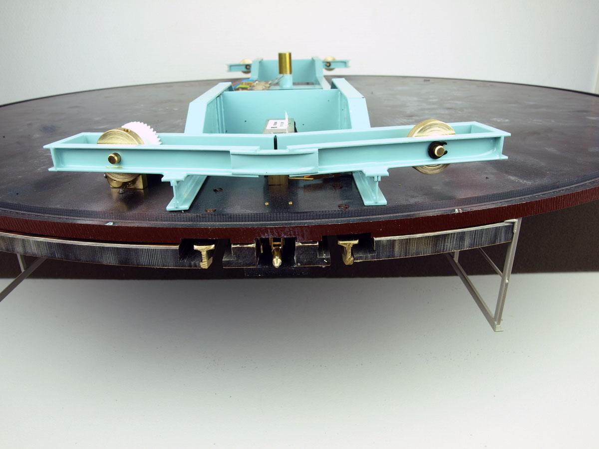 Closeup pf electro-mechanical part